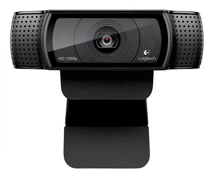 Logitech Webcam C920, HD
