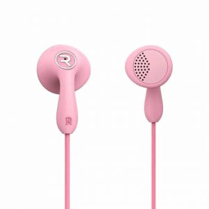 Earphone Remax RM-301 Candy Pink