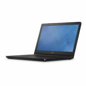 Dell Inspiron 15 5000 Series (Model 5558) Touch 15-inch notebook computer, codename Tulip 15, in Black Gloss with a Broadwell (BDW) processor.