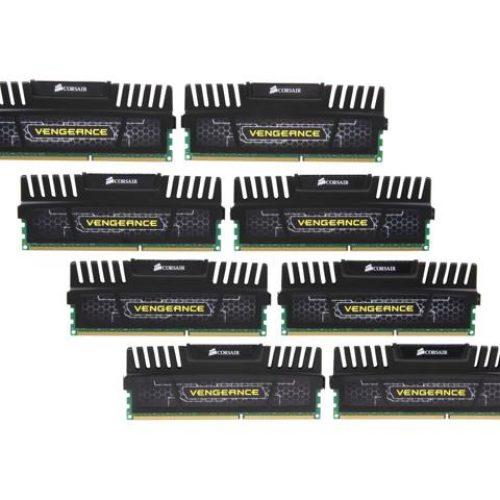 CORSAIR RAM DIMM XMS3 KIT 8x8GB CMZ64GX3M8A1600C9
