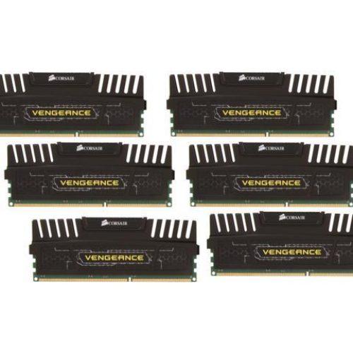 CORSAIR RAM DIMM XMS3 KIT 6x4GB CMZ24GX3M6A1600C9