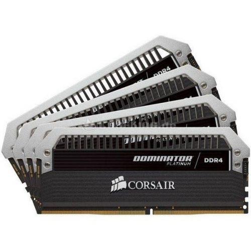CORSAIR RAM DIMM XMS4 KIT 4x8GB CMD32GX4Μ4A2666C16