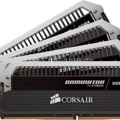 CORSAIR RAM DIMM XMS4 KIT 4x8GB CMD32GX4M4B3600C16