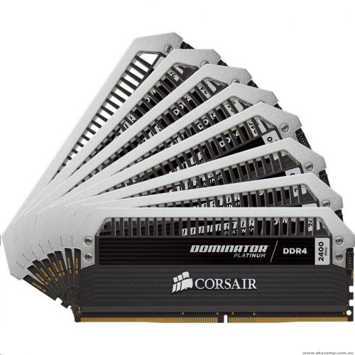 CORSAIR RAM DIMM XMS4 KIT 8x8GB CMD64GX4M8A2400C14