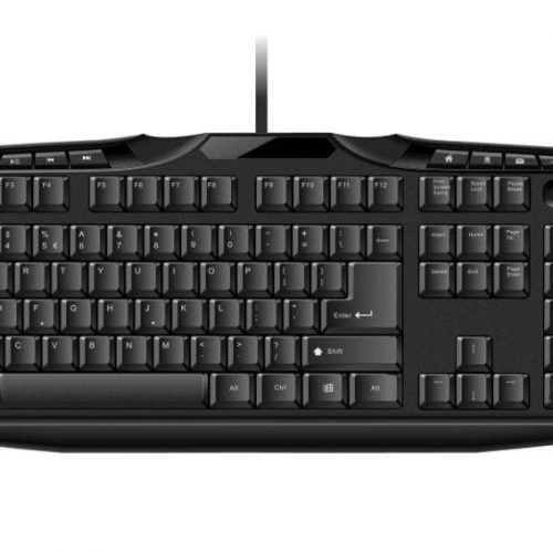 POWERTECH ενσύρματο keyboard - multimedia