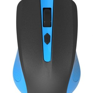 POWERTECH Wired Mouse, Οπτικό, 1200 DPI, Blue