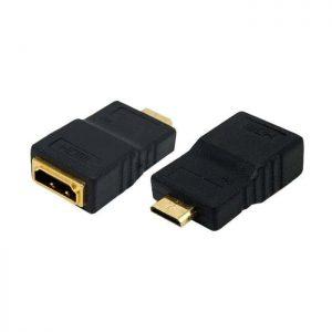 HDMI adaptor to mini HDMI Logilink AH0009