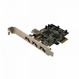 PCI Express to IEEE1394 3+1 LogiLink PC0030