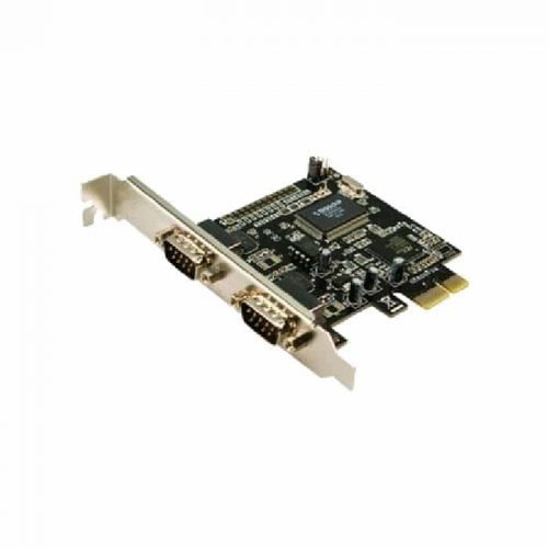PCI Express to Serial 2x LogiLink PC0031