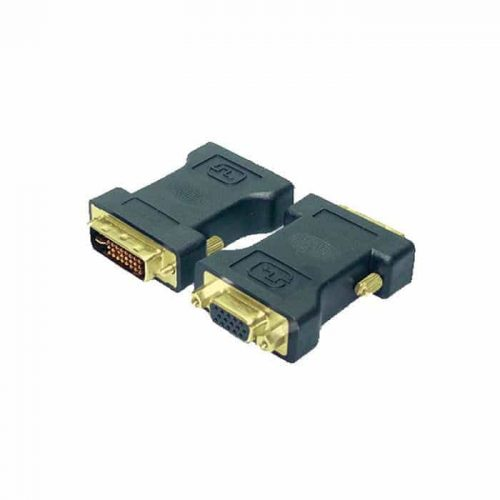 DVI male adaptor to VGA DSUB female Logilink AD0001