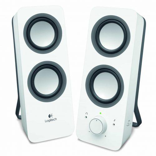 LOGITECH Speaker Z200, 2.0 White
