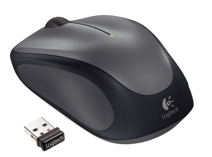 LOGITECH Mouse Wireless M235 Silver