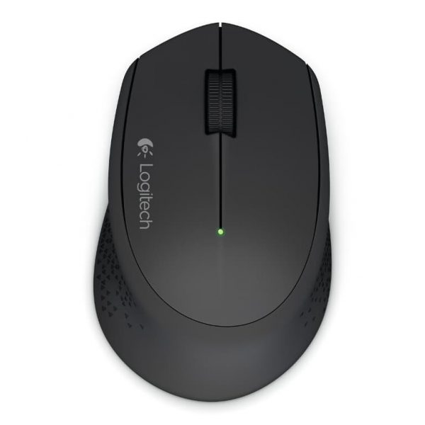 LOGITECH Mouse Wireless M280 Black