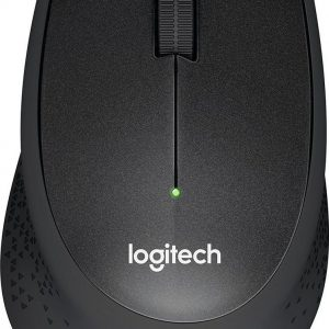 LOGITECH Mouse Wireless M330 Black Silent