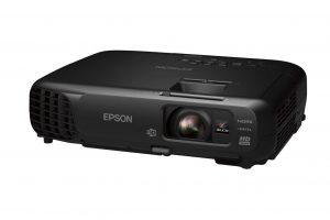 EPSON Projector EH-TW570 3D HD-Ready Home
