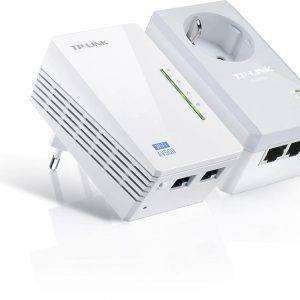 TP-LINK Powerline TL-WPA4226KIT, AV500 WiFi Starter Kit (2 pcs)