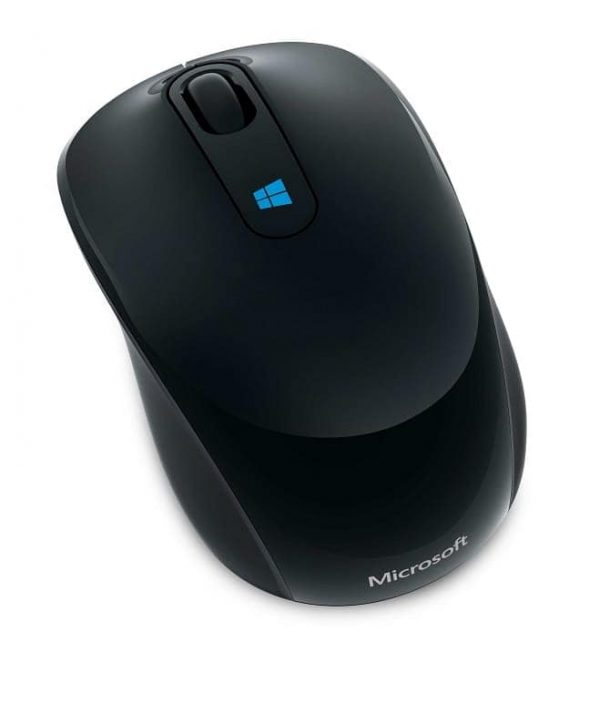 MICROSOFT Mouse Sculpt Mobile, Black