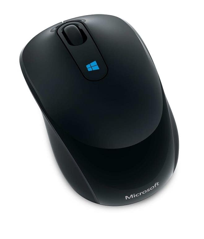 MICROSOFT Mouse Sculpt Mobile, Black