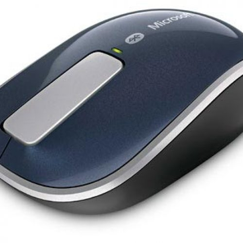 MICROSOFT Mouse L2 Sculp Touch BLUETOOTH, Storm Gray