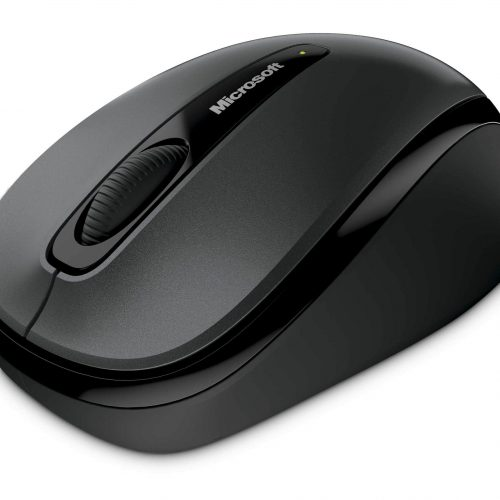 MICROSOFT Mouse Wireless Mobile 3500, Gray