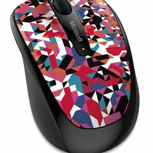 MICROSOFT Mouse Wireless Mobile 3500, Geode Prism