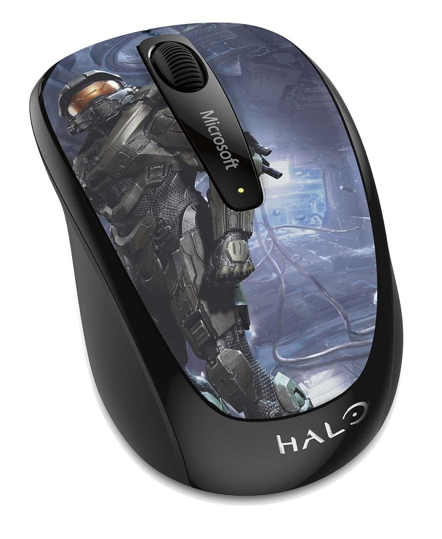 MICROSOFT Mouse Wireless Mobile 3500, Halo
