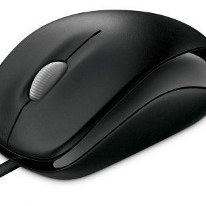 MICROSOFT Mouse Compact Optical 500, Black