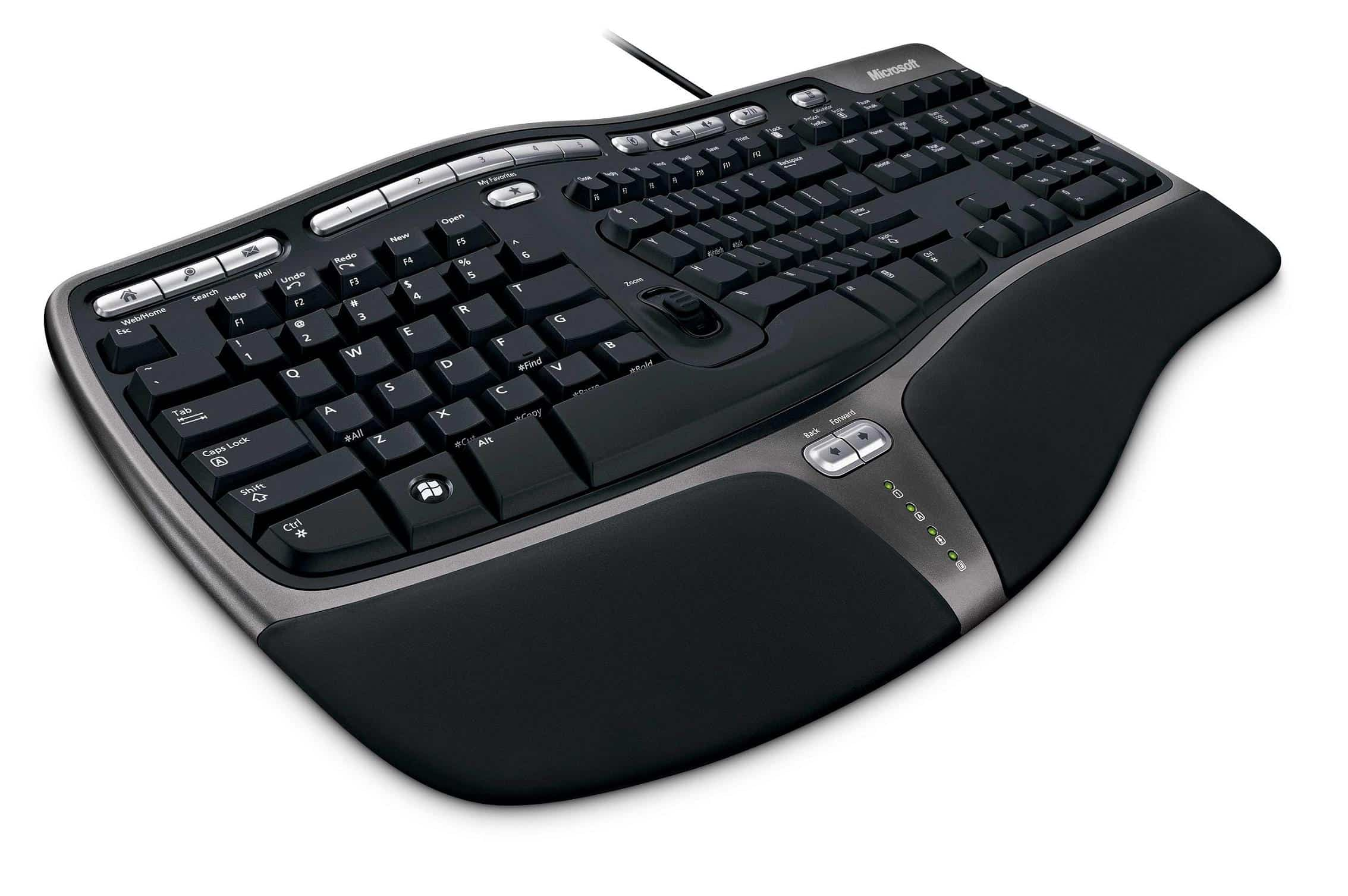 MICROSOFT Keyboard Natural Ergo 4000