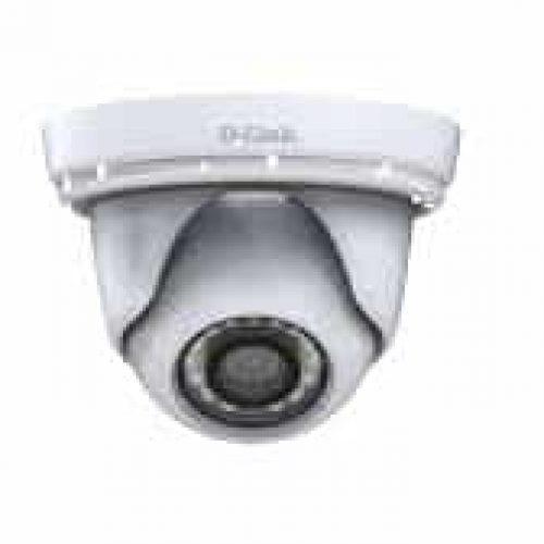 DLINK DCS-4802E HD MINI DOME CAMERA