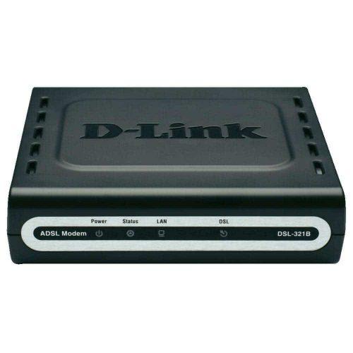 DLINK ADSL MODEM DSL-321B ADSL2+ Annex B