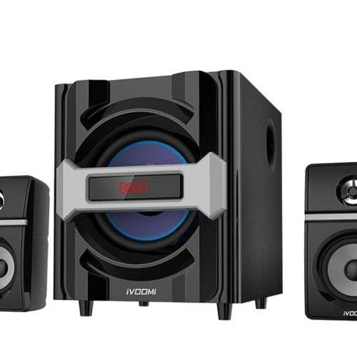 IVOOMi ηχεία iVO-2651 2.1ch, USB/SD/FM, Bluetooth, 60W, Τηλεχειριστήριο