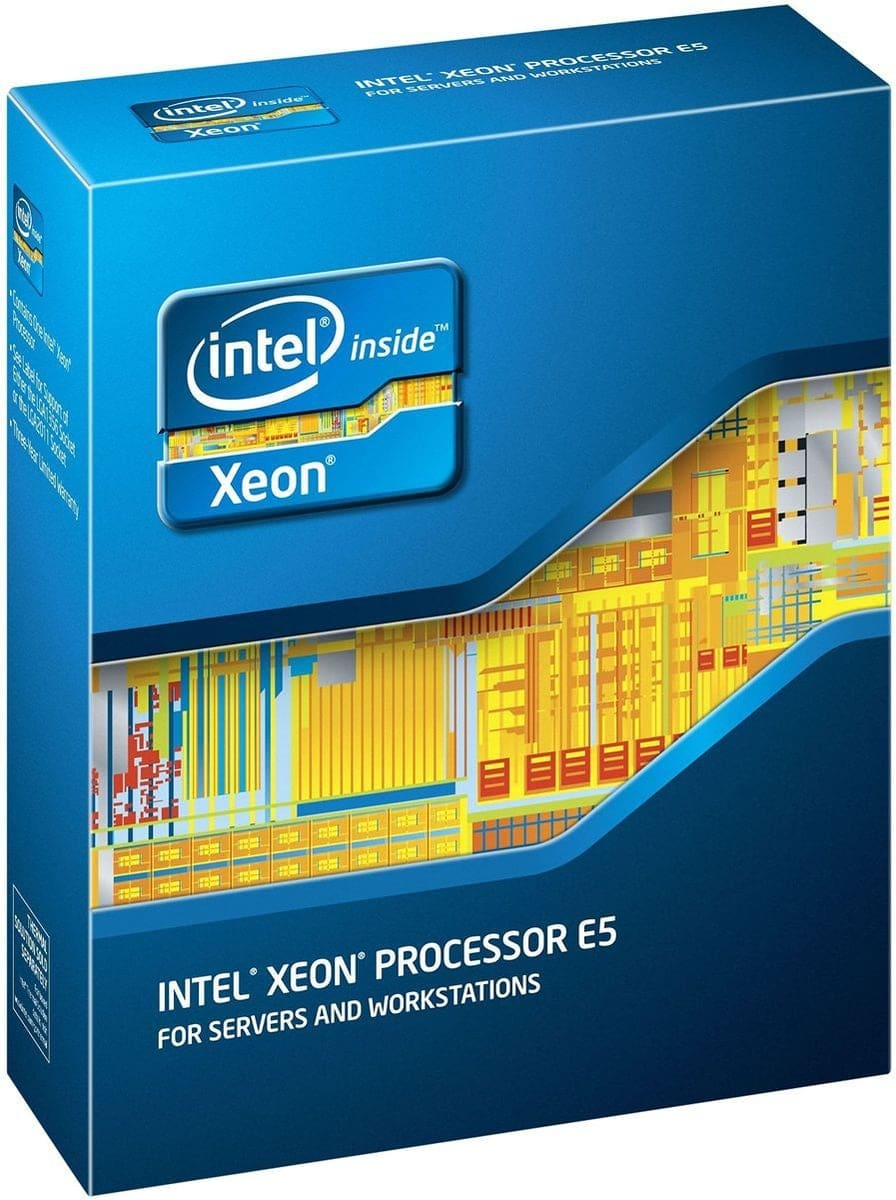 INTEL CPU XEON DP E5-2640, 6C/12T, 2.50GHz, CACHE 15MB, SOCKET LGA 2011, BOX, 3YW.