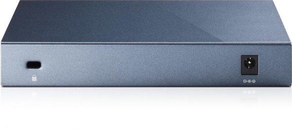 TP-LINK Switch TL-SG108, 8 port, 10/100/1000 Mbps, Steel Case_3