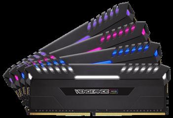CORSAIR RAM DIMM XMS4 KIT 4x16GB CMR64GX4M4A2666C16, DDR4, 2666MHz