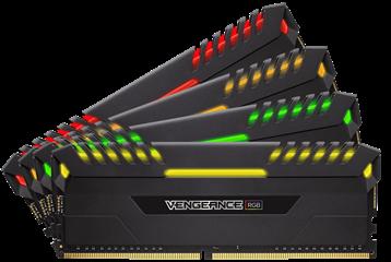 CORSAIR RAM DIMM XMS4 KIT 4x16GB CMR64GX4M4C3200C16, DDR4, 3200MHz