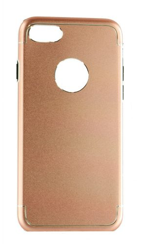 POWERTECH Θήκη Aluminium για APPLE iPhone 7 Rose Gold