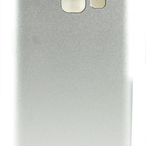 POWERTECH Θήκη Hard Cover Aluminium SAMSUNG Galaxy A3 (2017), Silver