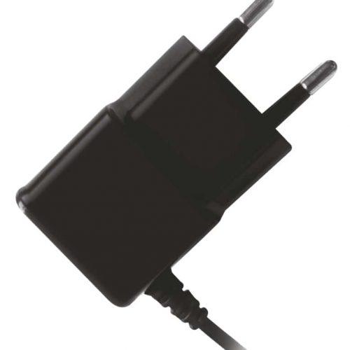 POWERTECH Φορτιστής Τοίχου PT-417 USB Micro 1A Black