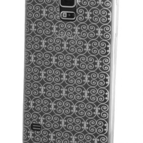 Θήκη Trendy Sparkle για iPhone 5/5S, Black