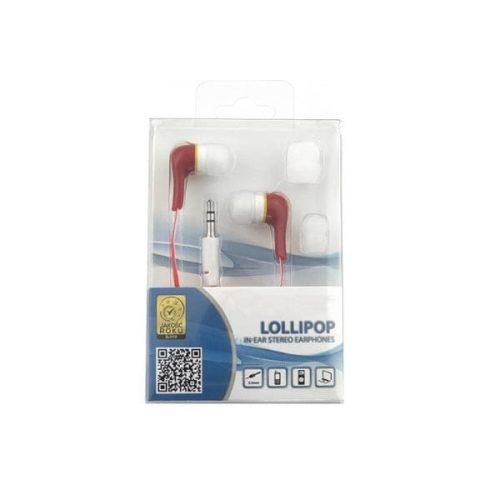 Ακουστικό-Κόκκινο-EH146R-1