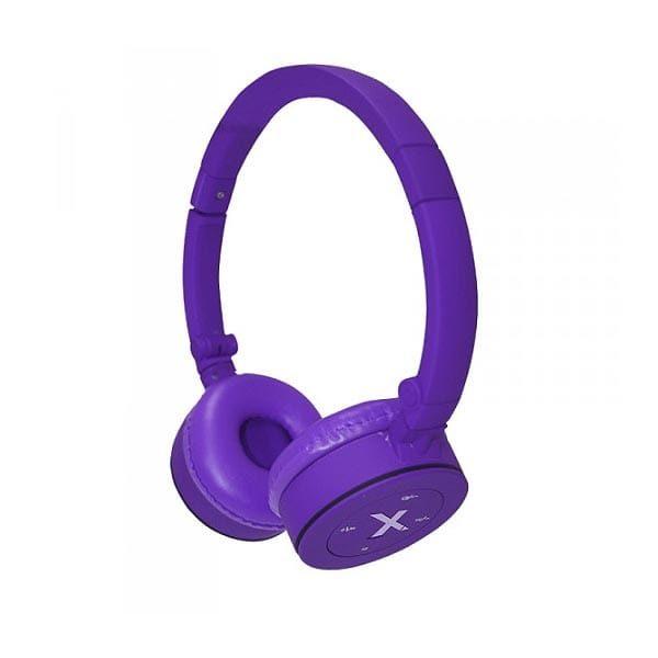 Ακουστικό ασύρματο bluetooth APPHSBT02P μώβ Approx