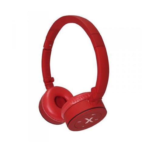 Ακουστικό ασύρματο bluetooth APPHSBT02R κόκκινο Approx