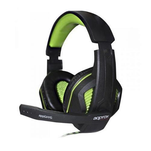 Ακουστικό με μικρόφωνο APPGH7G Approx Gaming
