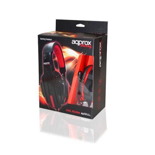 Ακουστικό-με-μικρόφωνο-APPSKULL-Approx-Gaming-1