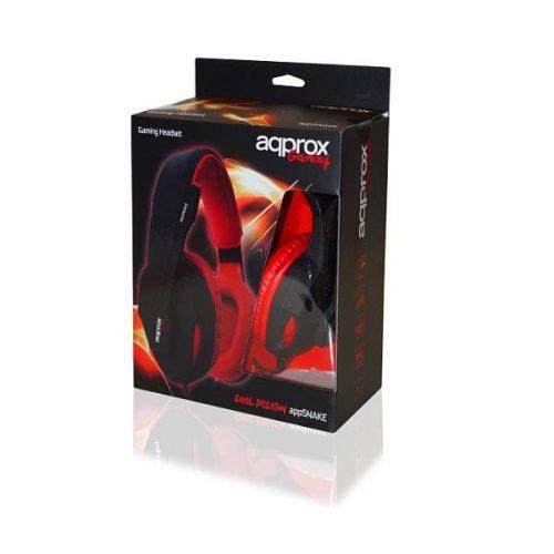 Ακουστικό-με-μικρόφωνο-APPSNAKE-Approx-Gaming-1