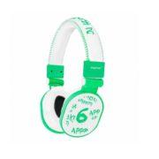 Ακουστικό APPDJGLG DJ Graffiti Approx Light Green