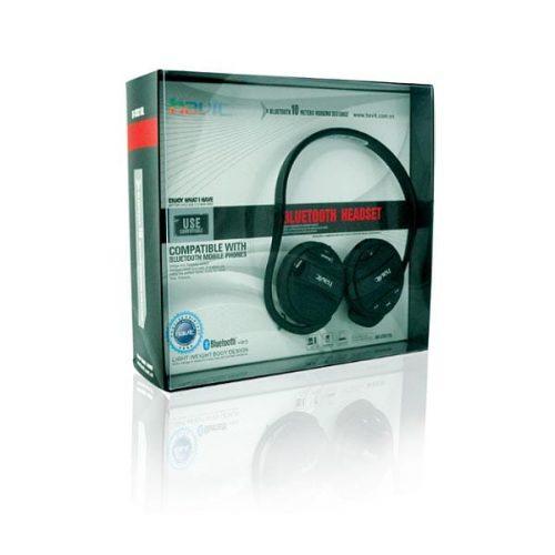 Ακουστικό HV-ST031bl Bluetooth Havit
