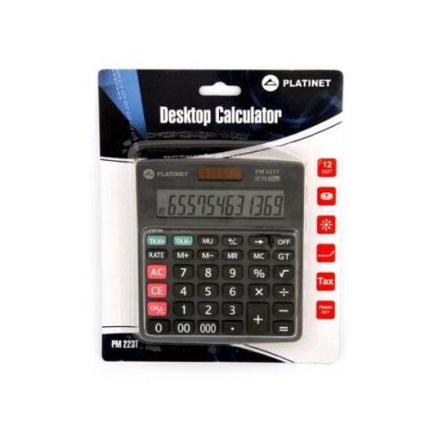 Αριθμομηχανή-Platinet-PM223T-ΤΑΧ-1
