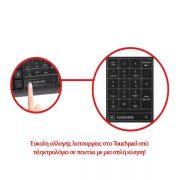 Ασύρματο-Πληκτρολόγιο-Touchpad-2.4G-για-Smart-TV-XL-KB006-black-hvt-2