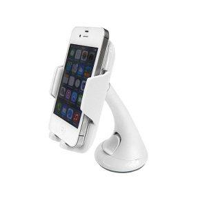 Βάση στήριξης αυτοκινήτου για Smartphone ΕΜΗ113W ασπρη